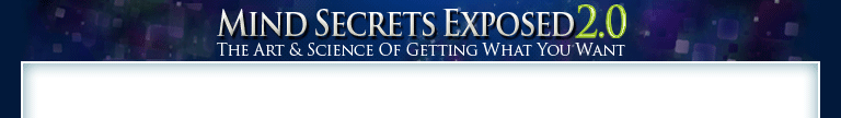 """""""Mind Secrets Exposed 2.O"""" Now available"""
