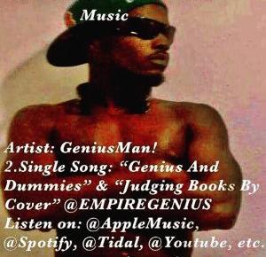 @EMPIREGENIUS Present HipHop Artist: GeniusMan!