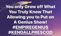 #GeniusUp!