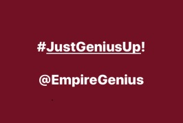 Just Genius Up