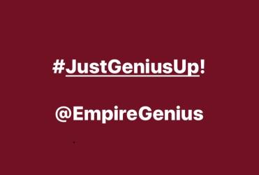 Just Genius Up