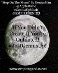 """Step On The Moon By GeniusMan"" Listen Now @AppleMusic"