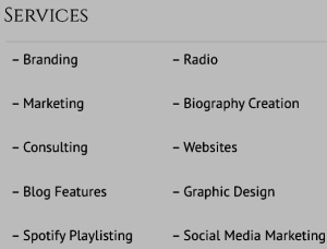 @EMPIREGENIUS Catalog Services:
