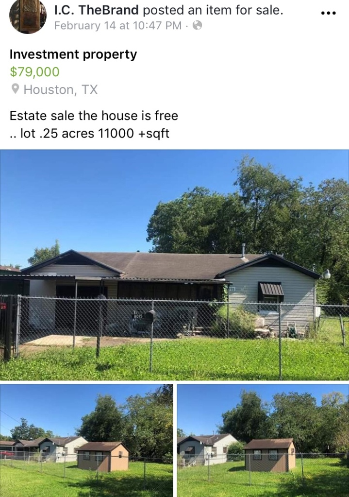 I C The Brand Investment Property's $79,000