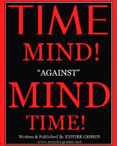 TimeMind Against MindTime