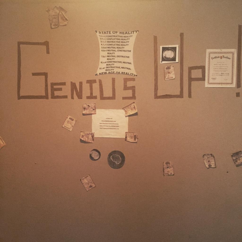 #GeniusUp! @empiregenius