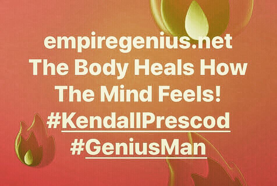 #KendallPrescod #GeniusMan @empiregenius #GeniusUp