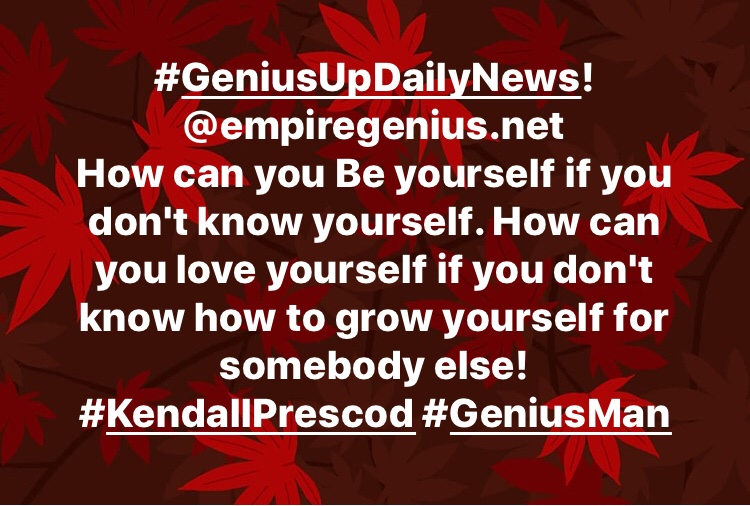 #KendallPrescod