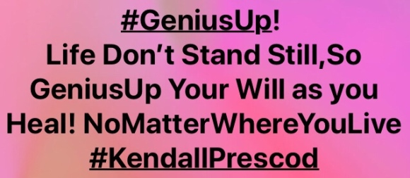 #KendallPrescod @empiregenius