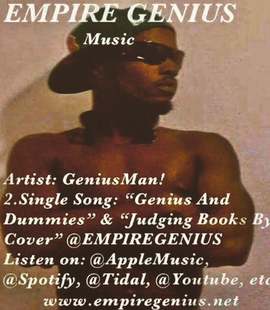 GeniusMan @EMPIREGENIUSMUSIC